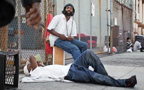 Homeless Essay
