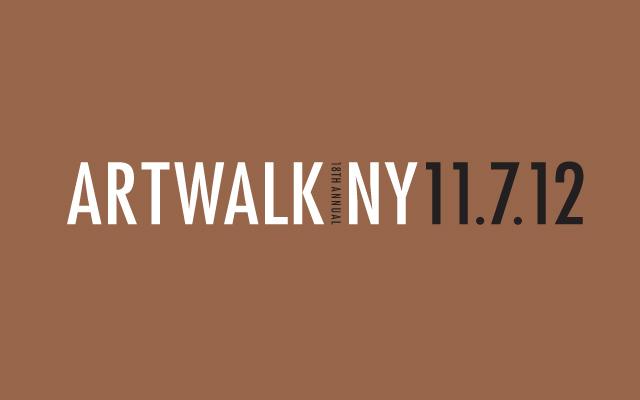 ARTWALK NY 2012