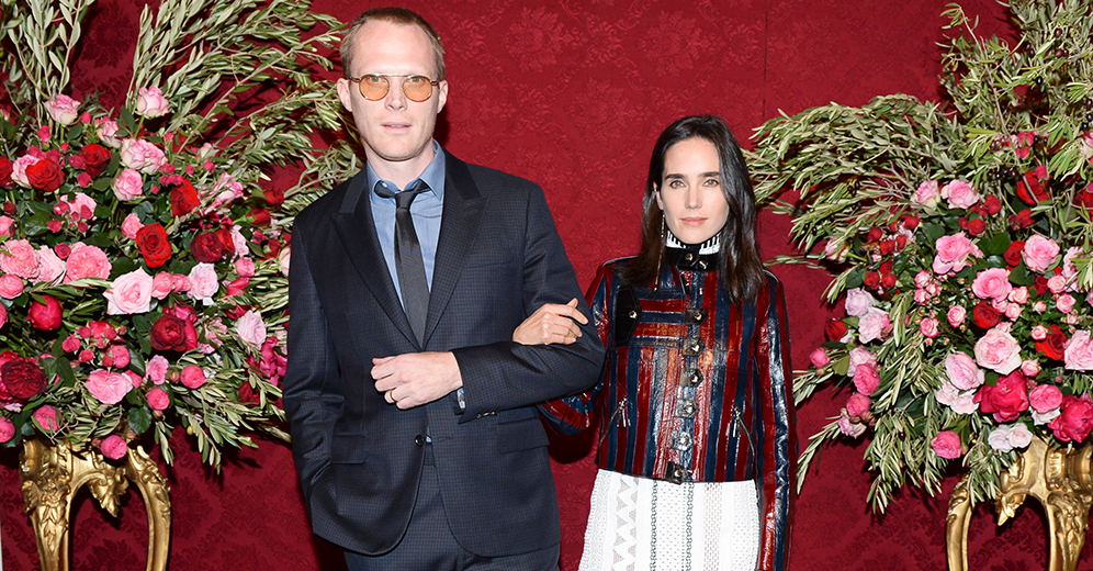 Honoring Jennifer Connelly and Paul Bettany