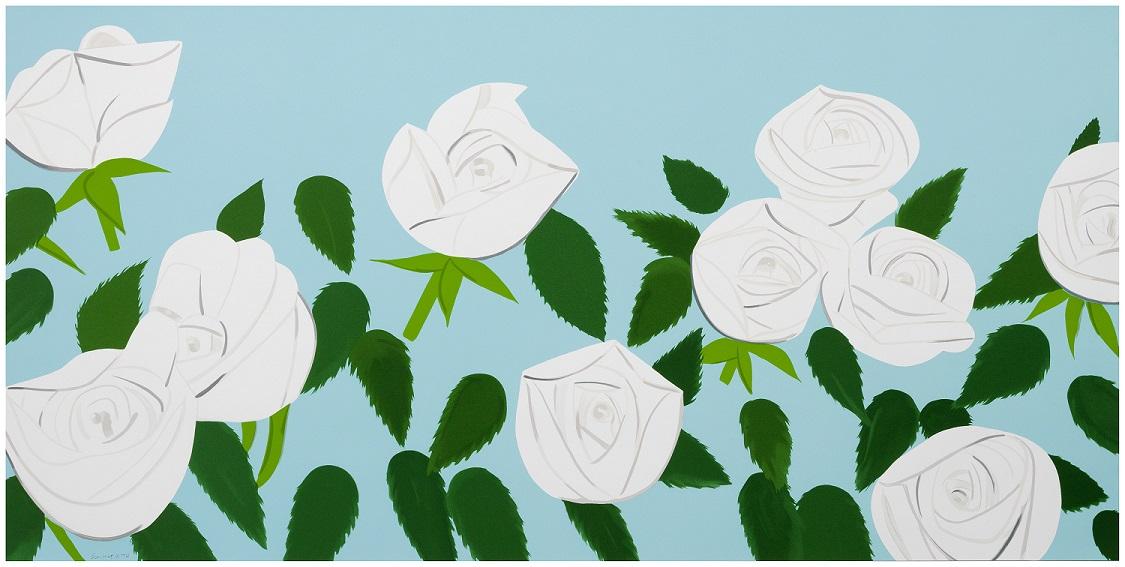 White Roses, 2014