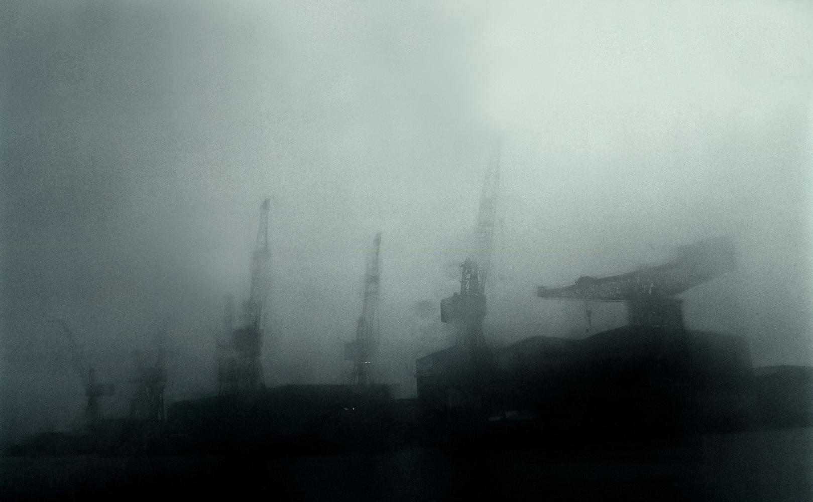 Scotland Cranes
