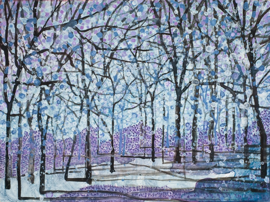 Purple Snow, 2013