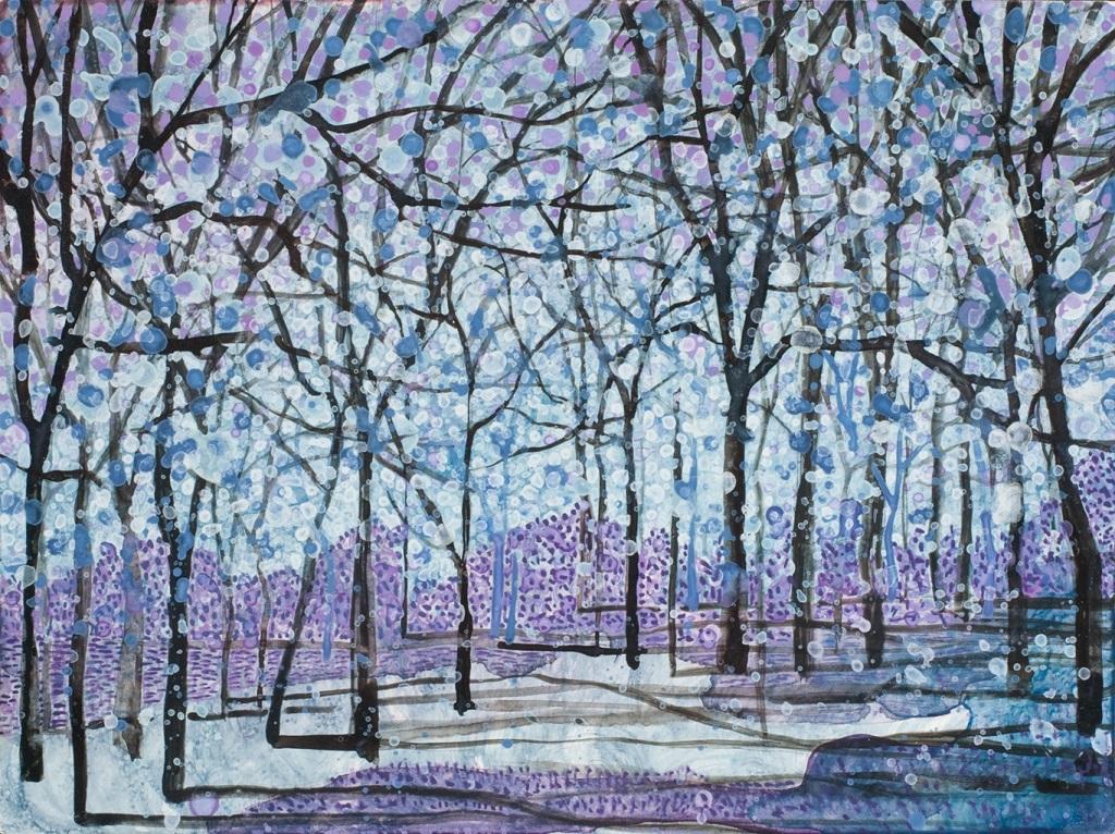 Purple Snow, 2013