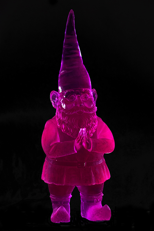 Power Gnome #4 Pink Lemonade Tsunami, 2014