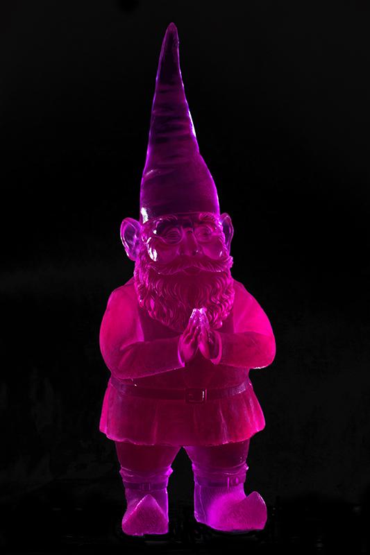 Power Gnome #4 Pink Lemonade Tsunami, 2014