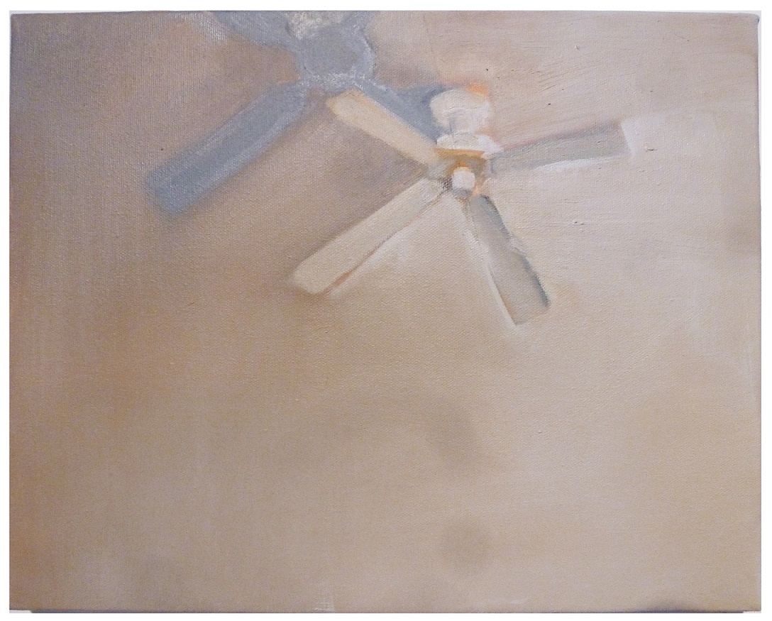 Small Ceiling Fan, 2014
