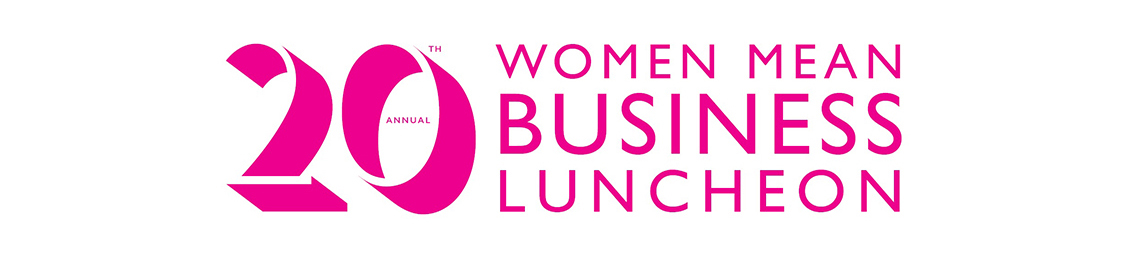 Women Mean Business Luncheon 2014