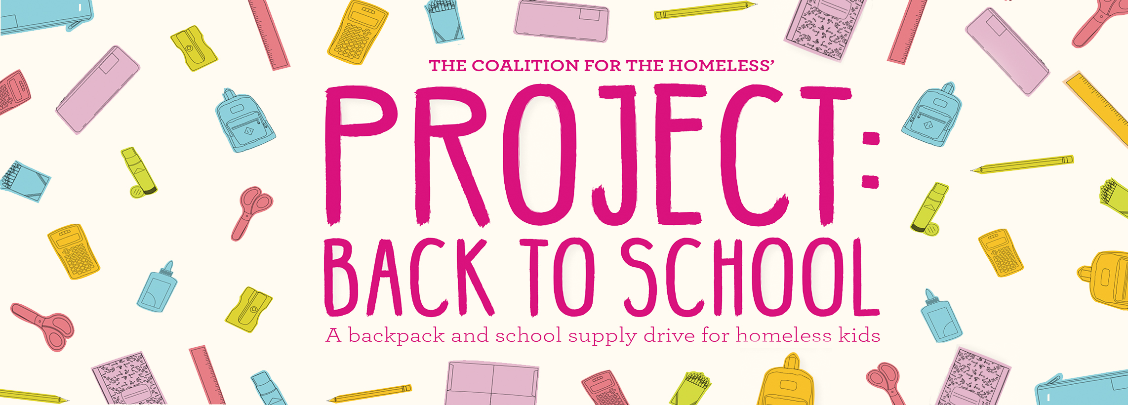 2015 Project: Back to School