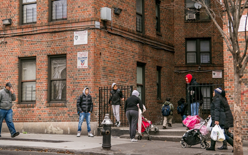 Today's Read: de Blasio Seeks to Turn Homeless Cluster Sites Into Affordable Housing