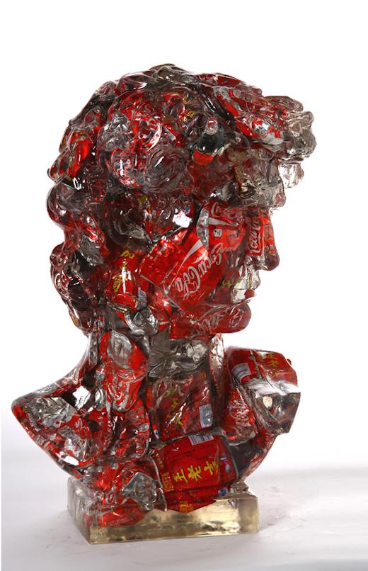 David, Coke II, 2014
