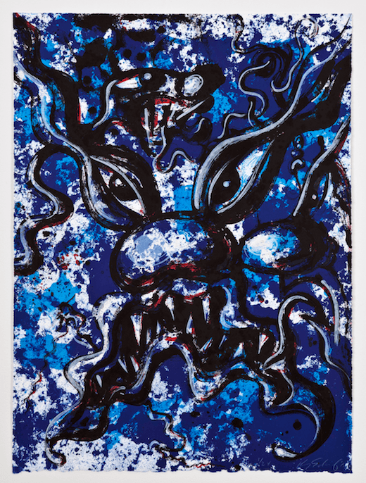 Oil Monster 1, 2011