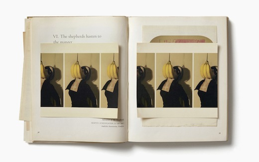 Self Portrait Blowing Bananas (from: Witch: The Book of Bananas, forks, spoons, + Heartbreak), 2007