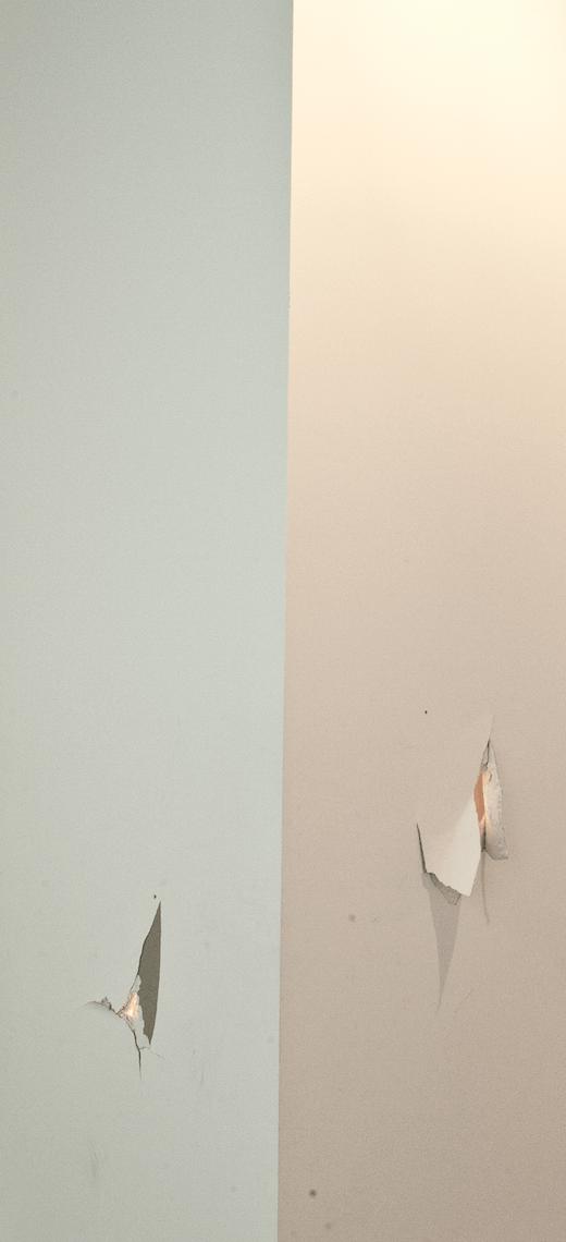 Standing Here, 2010