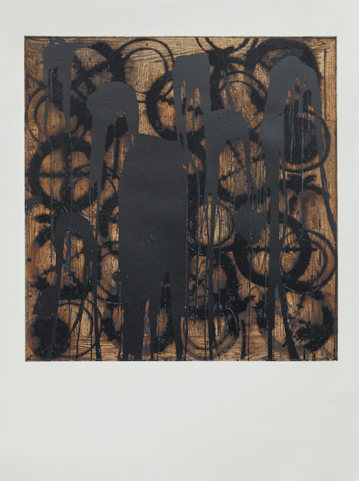 Untitled Print (Good Days), 2014