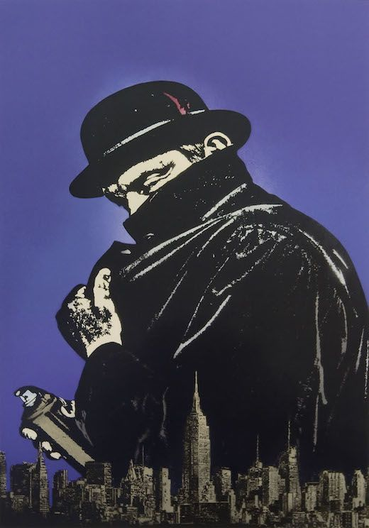 Gotham Vandal