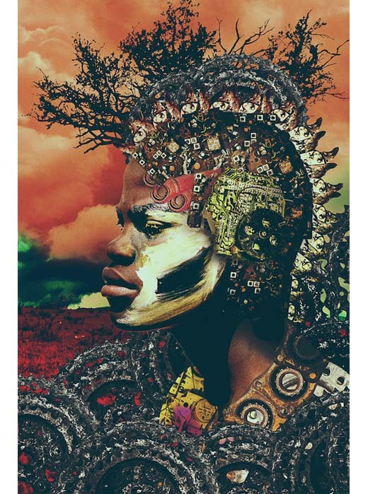 Untitled from the Jua Kali Series, 2014