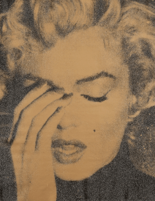 Marilyn Crying, 2013