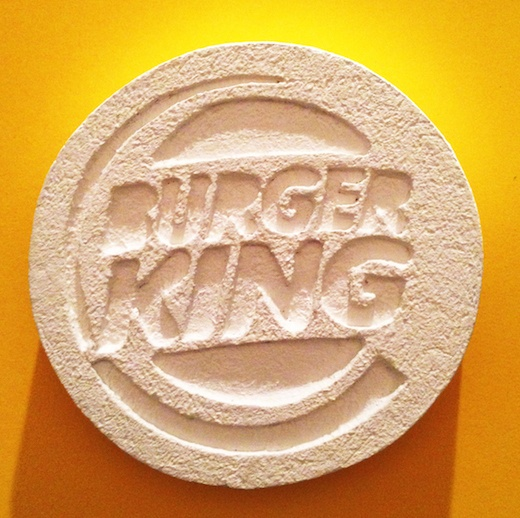 Love Is A Drug (Burger King), 2016