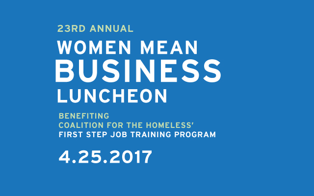 Women Mean Business Luncheon 2017
