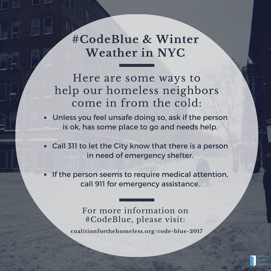 7e41ae5612 How to Help Homeless New Yorkers During Cold Weather - Coalition For ...