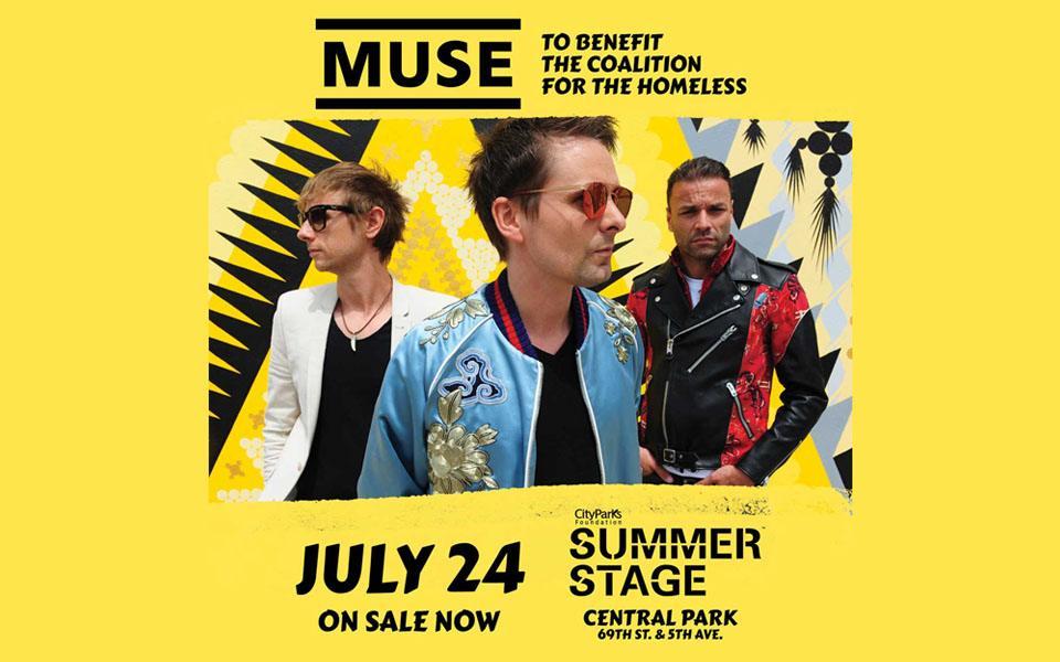 MUSE Benefit Concert