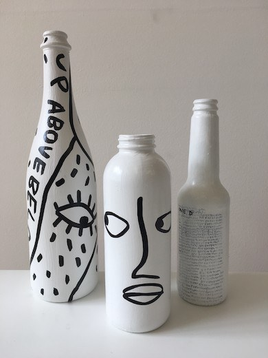 Bottles, 2015, 2016