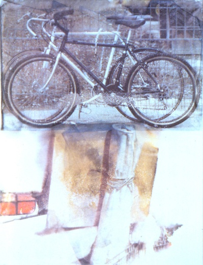 Untitled (Bicycle), 1996
