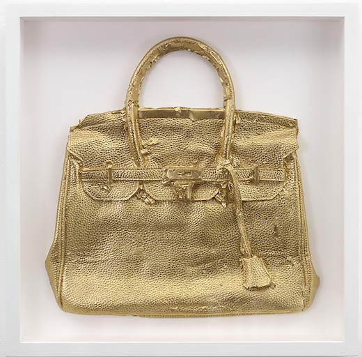 Homemade Hermes Birkin Bag (Gold), 2016