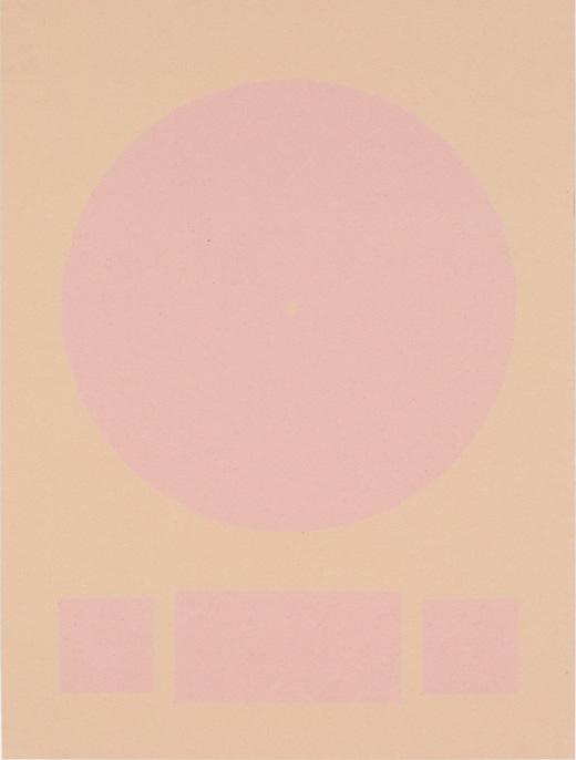 Sunbleached Album (pink), 2016