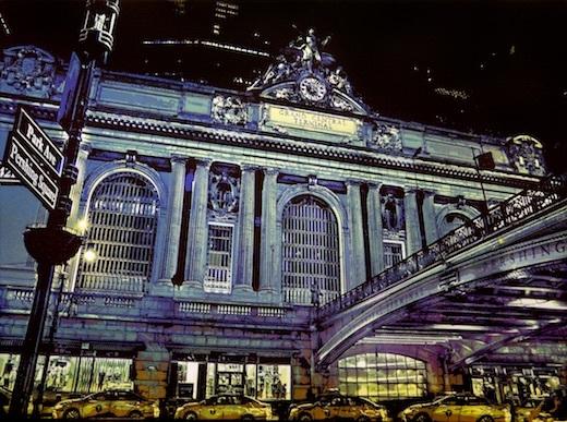 Grand Central - Canvas, 2017