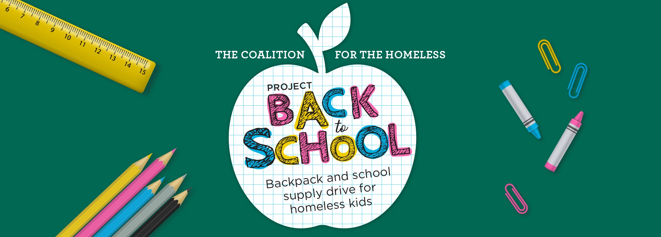 2019 Project: Back to School Drop-Off Locations
