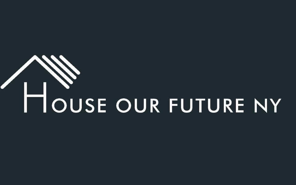 House Our Future NY logo