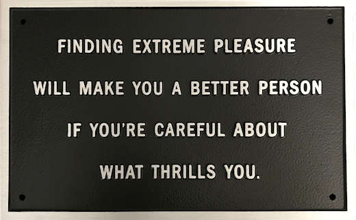 Survival: Finding Extreme Pleasure..., 1984