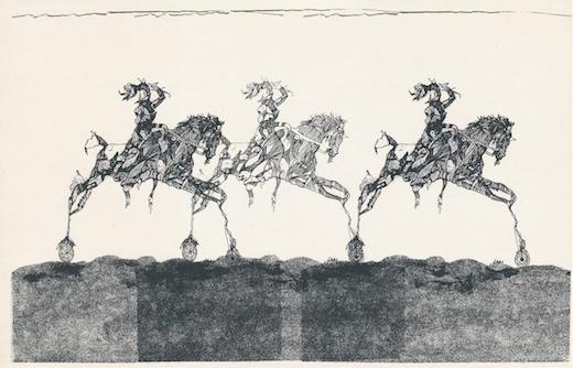 Three Horses, 2009