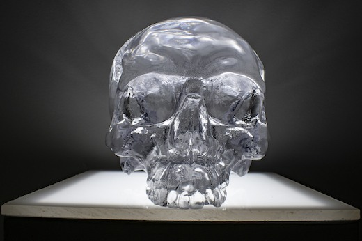 To Be (Ghost Skull), 2018