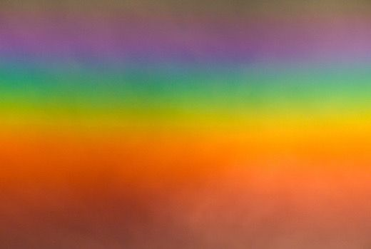Untitled (Into The Rainbow #1), 2018