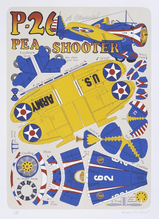 P-26 Pea Shooter, 2001