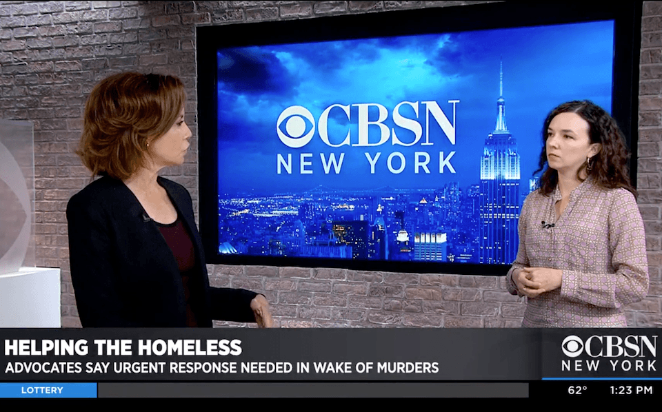 CFH Policy Director Giselle Routhier on CBSN News