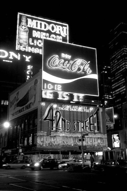 Times Square, June 1984, Printed 2003