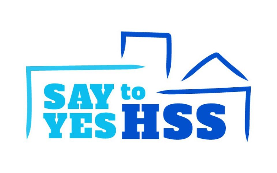 Say Yes to HSS Logo